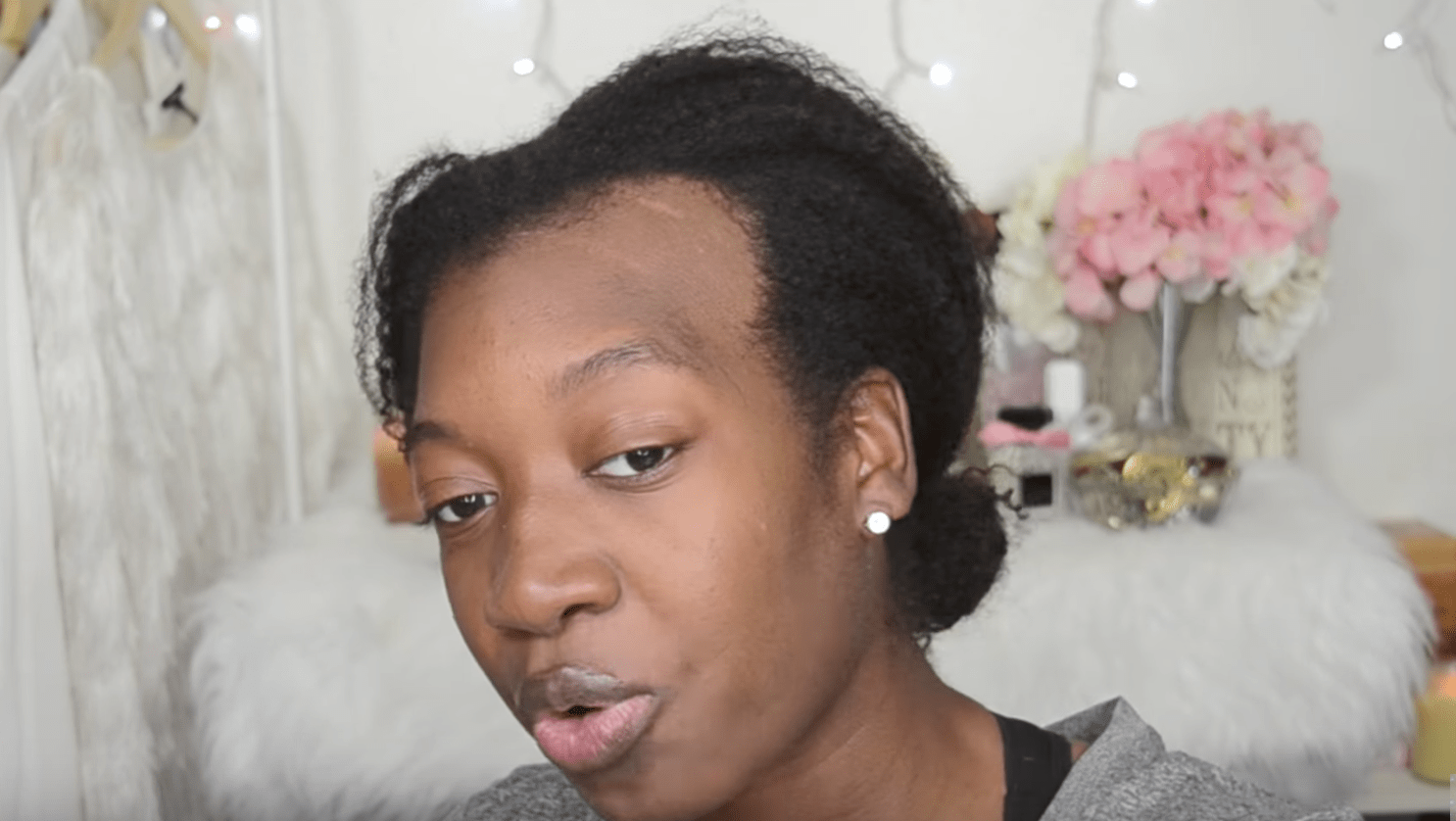 This Woman Just Shaved Off Her Edges To Make Them Grow Back Faster