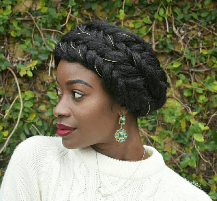 Braid Style for Black Women