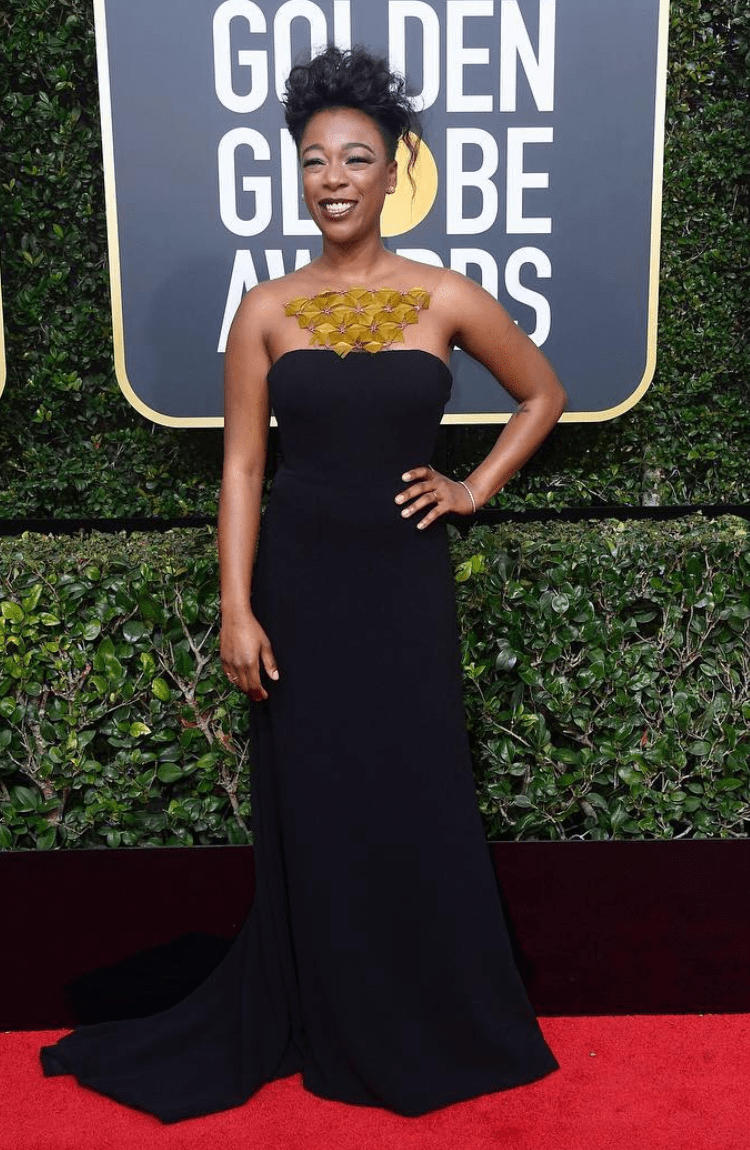 Samira Wiley-golden-globes-2018