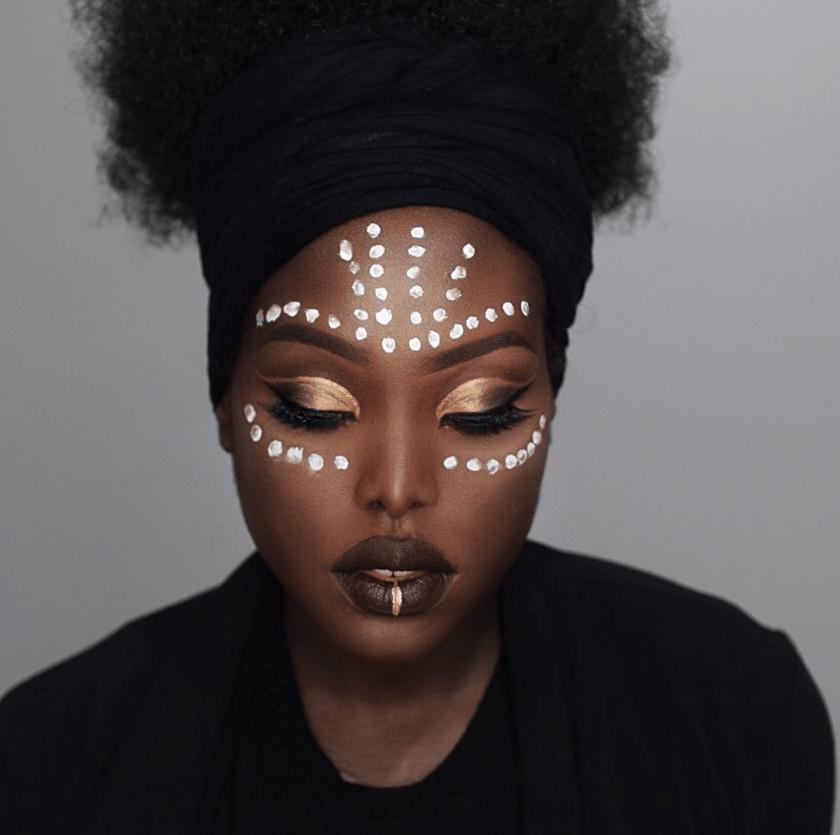 black-panther-makeup