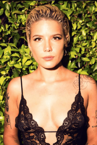"Is This a Thing? Biracial Singer, Halsey, Says She's Tired of Hotels Only Providing ""White Girl"" Shampoo"