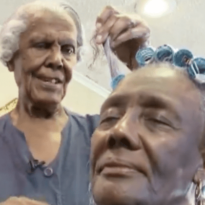 """Most old people…they're so dry and droll. I can't deal with that. I gotta live."" Meet the 99 Year-Old Beautician Who Is Still Doing Hair [VIDEO]"