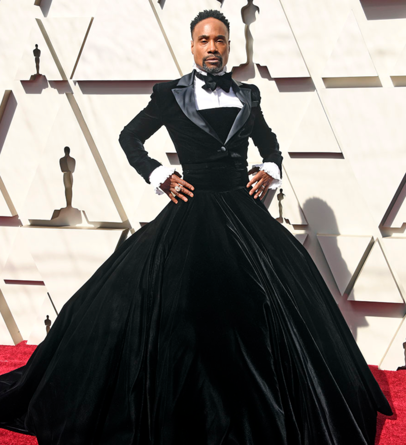 Billy Porter Oscars Look