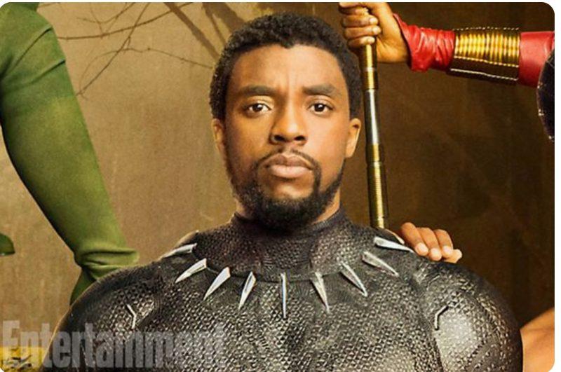 T CHALLA-Chadwick Boseman, Black Panther