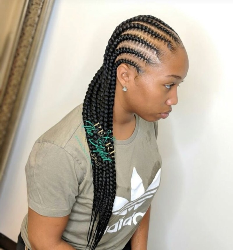 11 Cornrow Styles That Will Make You Want To Call Your Braider Right Now