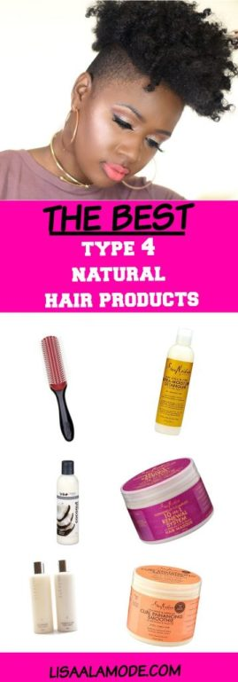 Top Styling Conditioning And Moisturizing Products For Type 4