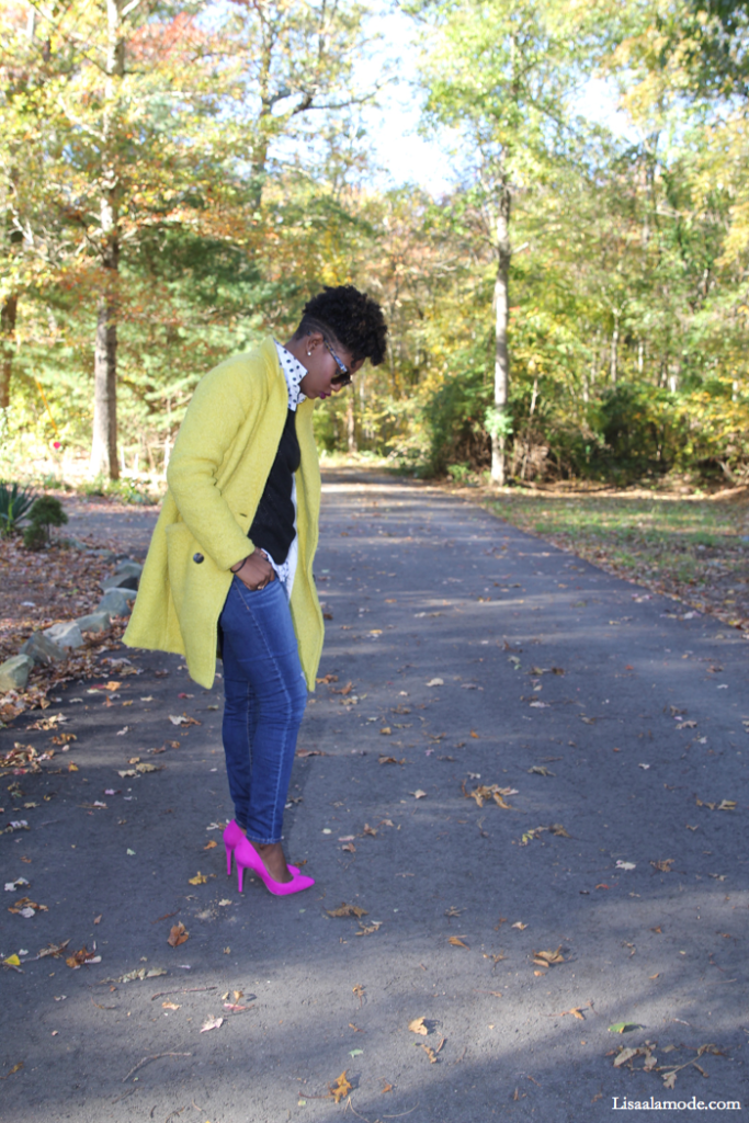 what-to-wear-yellow-coat