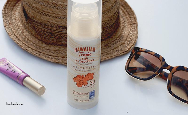 Hawaiian Tropic best sunscreen for dark skin