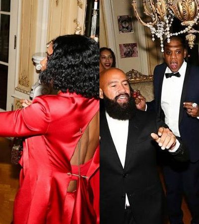 Beyonce, Kelly and Solange 'n Dem Looked Great at This Grammys Afterparty
