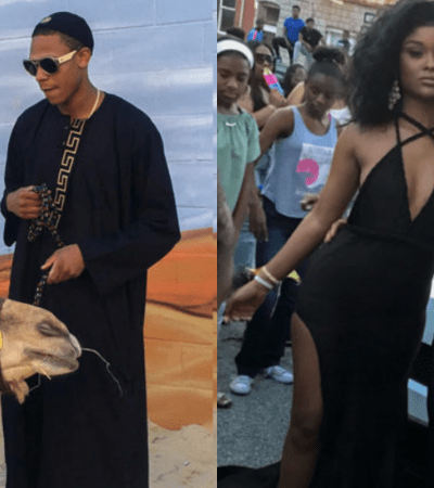 North Philly Turned Out To Help This Mom Throw Her Son An Epic Dubai-Themed Prom Party Worth 25K