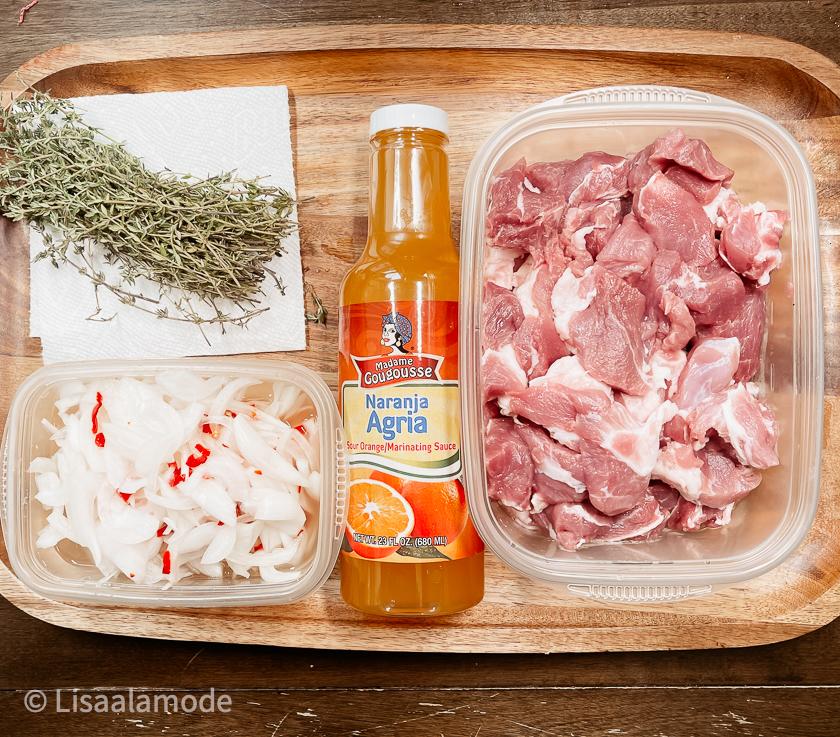 haitan griot ingredients