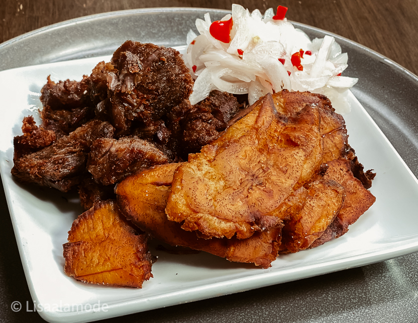 how to make griot