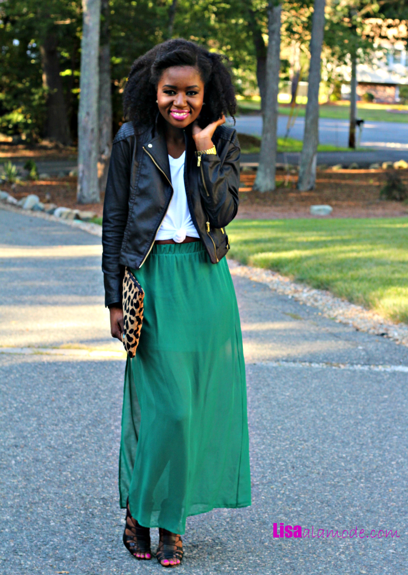 green-maxi-skirt-outfit