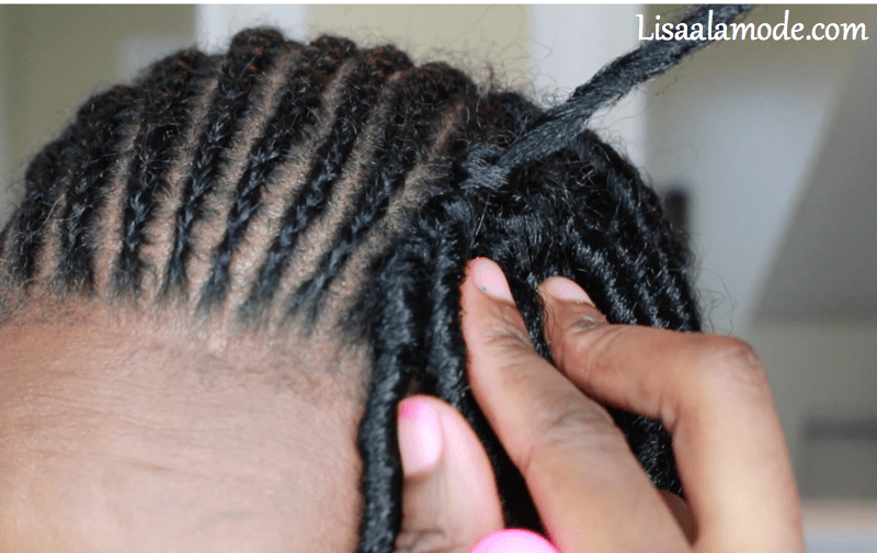 how-to-install-crotchet-faux-locs-on-short-hair9