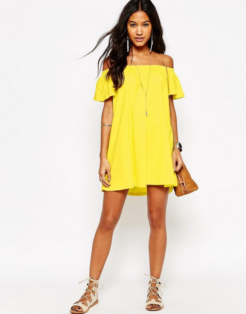 cheap-yellow-dress