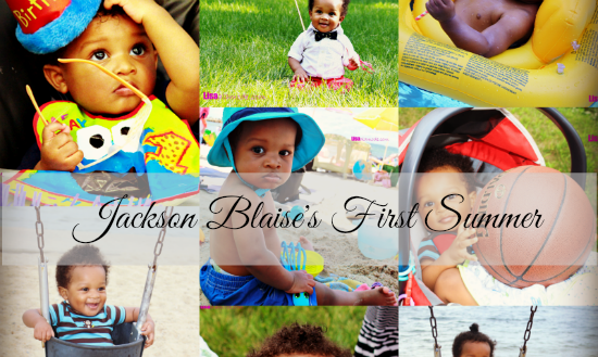 A Summer of Firsts: Jackson Blaise