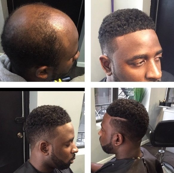 Man Weaves Are About To Take Over The Black Hair Care