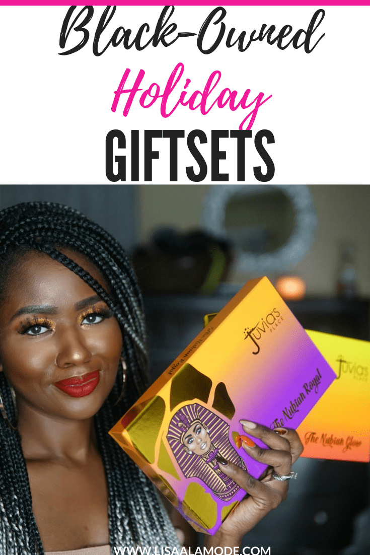 BLACK-OWNED COSMETICS HOLIDAY GIFTS