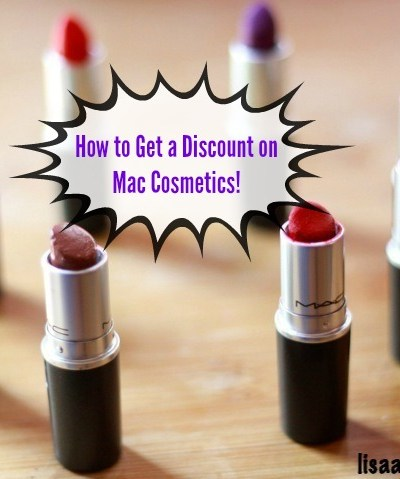Discount Mac Cosmetics