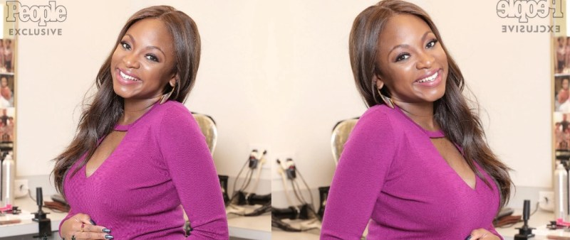Naturi Naughton Is Expecting Her First Child [BABY BUMP PICS INSIDE]