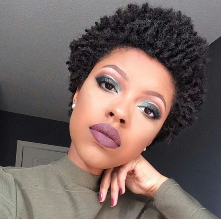 Shorthairdontcare 19 Stunning Images Of Short Natural Hair