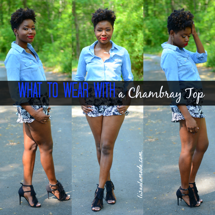 what-to-wear-with-a-chambray-shirt