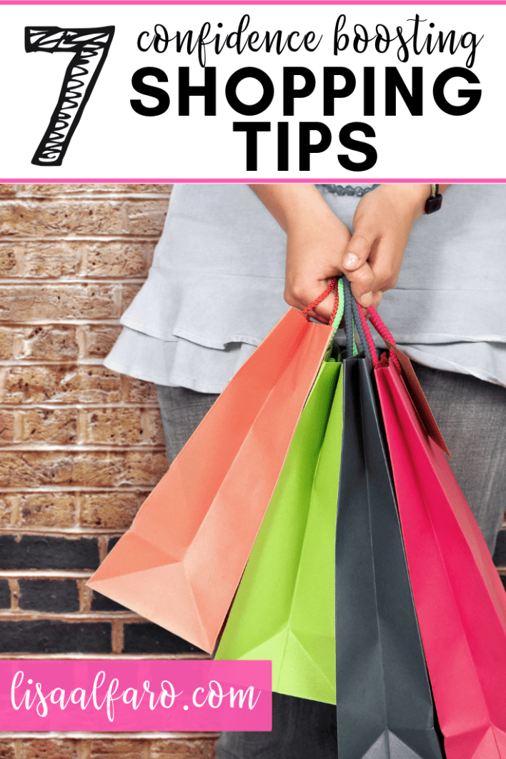 7 confidence boosting shopping tips #confidence #shopping #style #tips #hacks