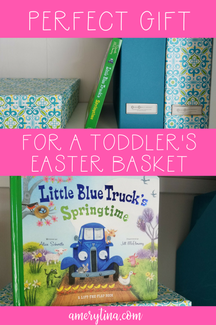 Perfect gift for a Toddler's Easter basket! | lisaalfaro.com #toddler #Easter #gift