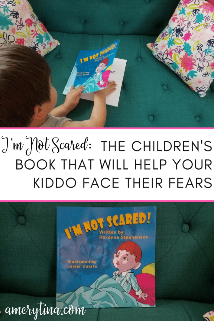 The children's book that will help your kiddo face their fears #strength #fear #book #kidsbook #reading #momauthor #momlife #toddler