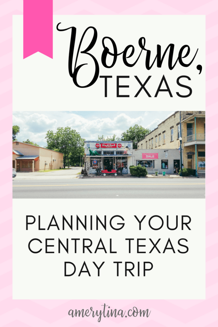 Planning your Central Texas day trip to Boerne, TX #tx #texas #traveltexas #travel #daydate #date #daytrip