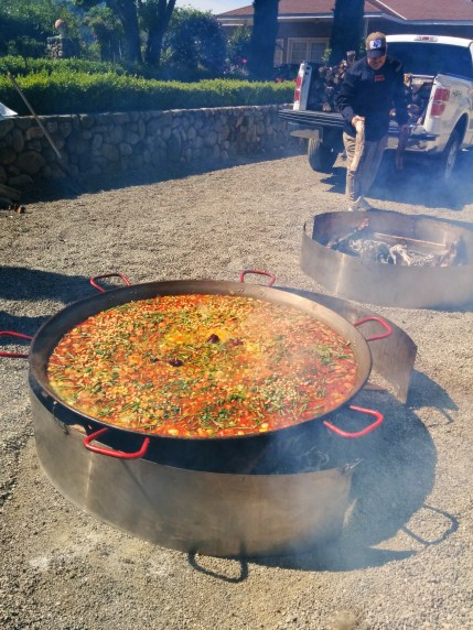 vincent arroyo paella