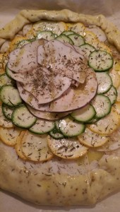 Savory Galette Stage 2