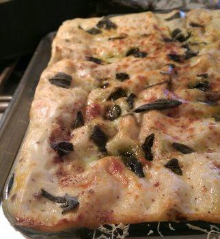 butternut squash lasagna pan