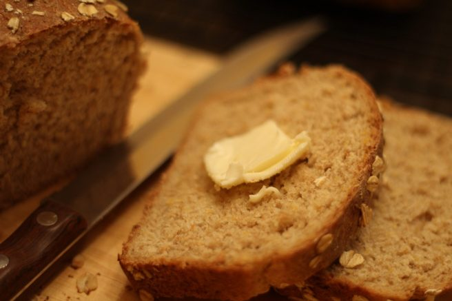 Multigrain bread 2