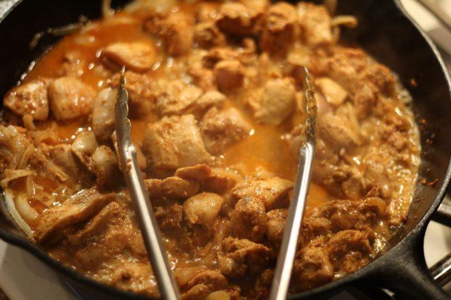 Goan Chicken2