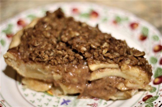 Amish Apple Pie