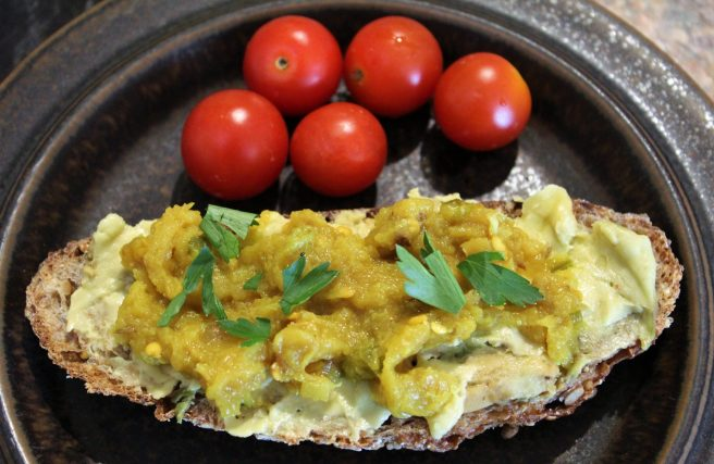 Eggplant Pate8
