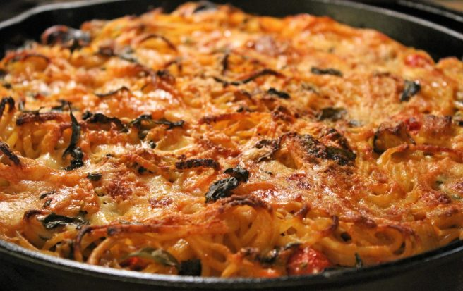 Baked Pasta alla Norma5