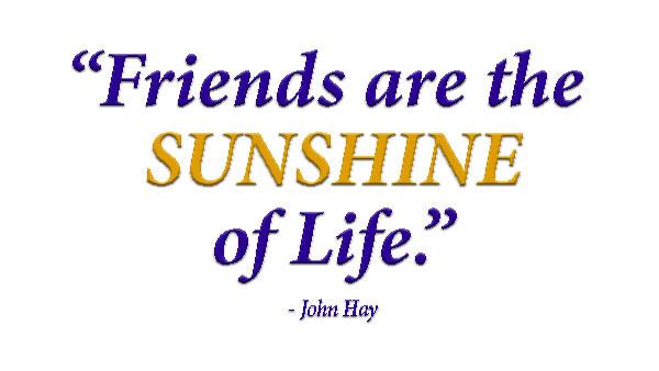 friendssunshine