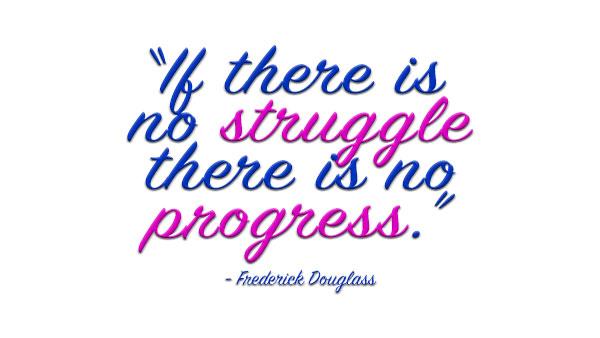 StruggleProgressQuote