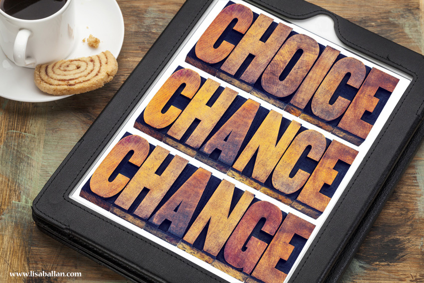 How to Turn Small Choices into Big Change
