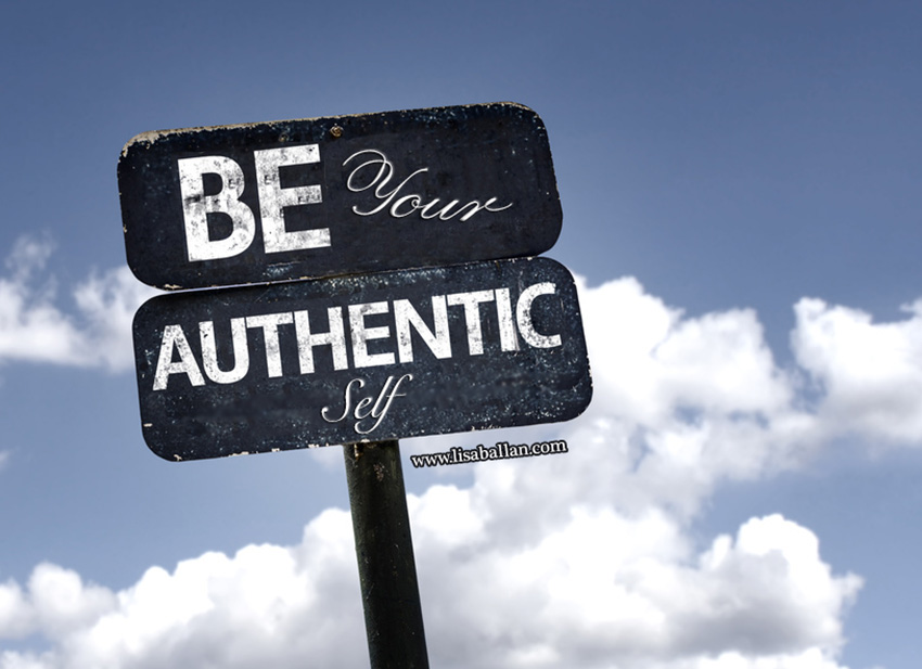 Be Your Authentic Self