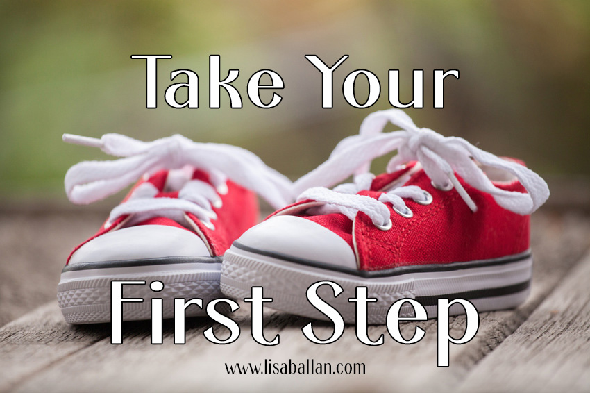 TakeYourFirstStep