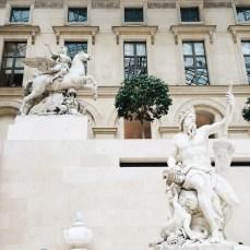 Louvre, Paris, France.