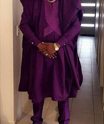 African Native Traditional Agbada Wear
