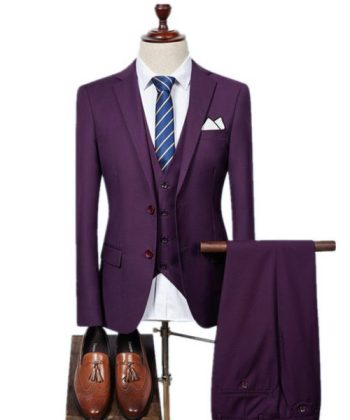 men slim suits