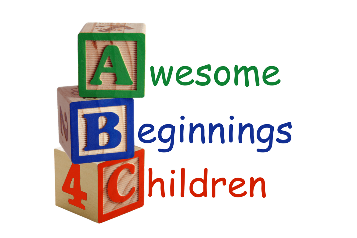 Awesome Beginnings 4 Children Logo