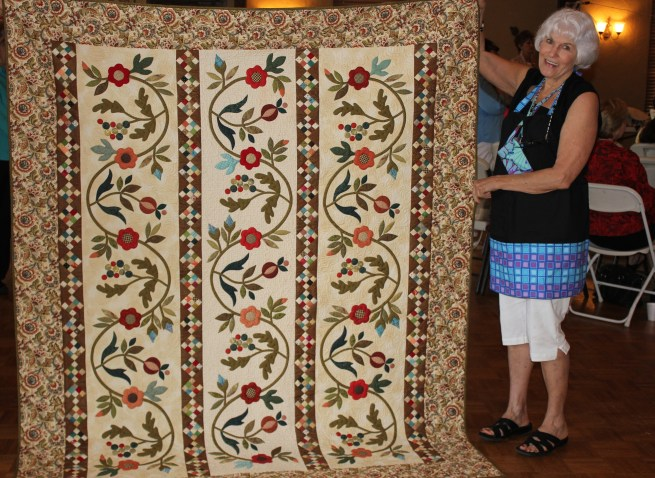 East Cobb Quilters-Jan Cunningham