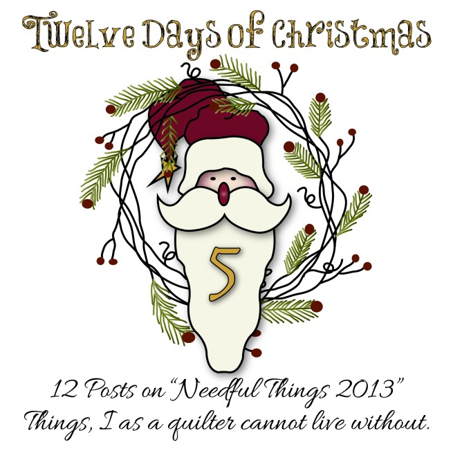 12 Days of Christmas 5