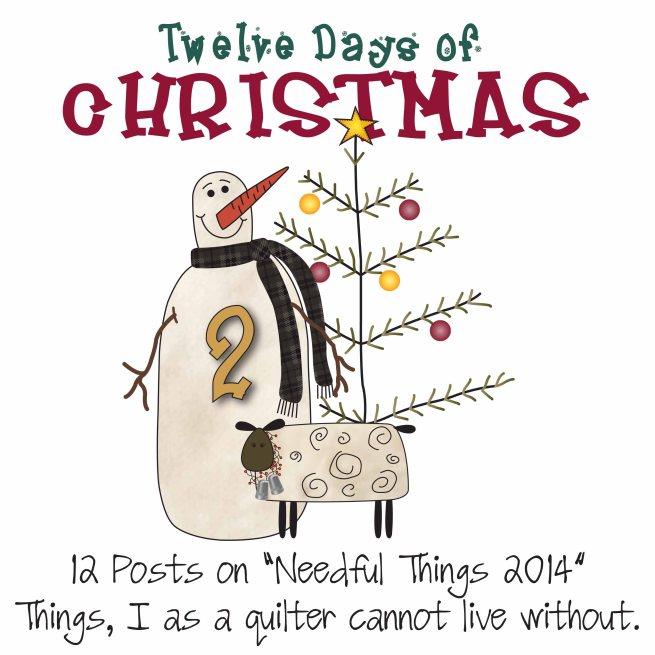 12 Days of Christmas 2